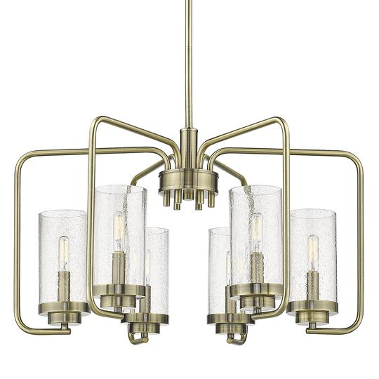 Holden BLK 6 Light Chandelier
