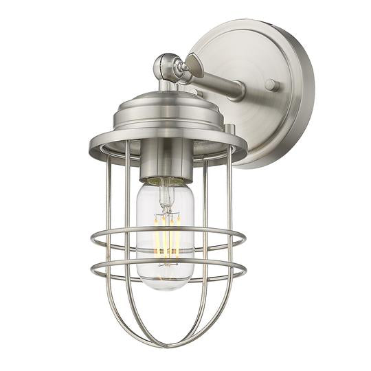 Seaport PW 1 Light Wall Sconce