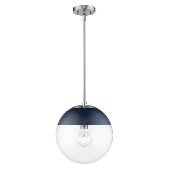 Dixon 1 Light Pendant with Rod