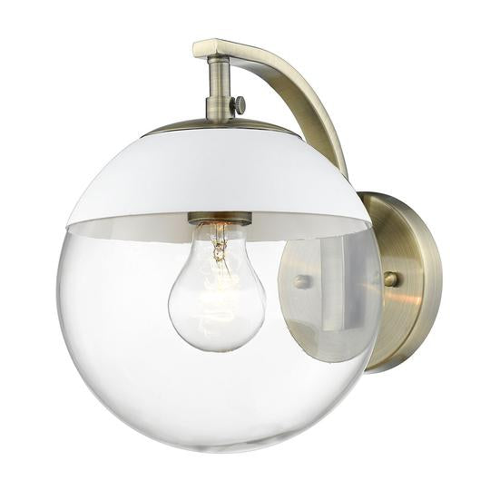 Dixon AB 1 Light Wall Sconce