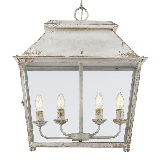 Abingdon 4 Light Pendant Lantern