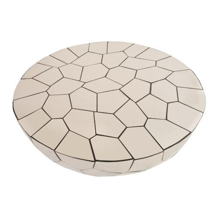 Crazy Cut Coffee Table, Round