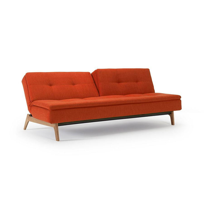 Dublexo eik sofa,LACQUERED OAK