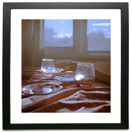 Glass  - Limited Edition Framed Print
