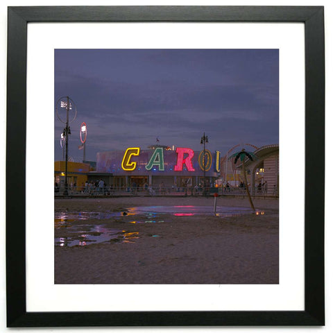 Coney Island  - Limited Edition Framed Print