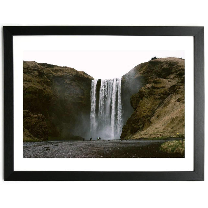 Iceland Waterfall - Limited Edition Photograph