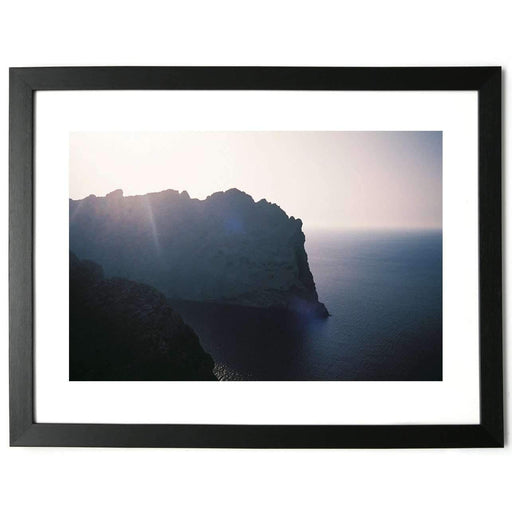 Seaside Cliffs - Limited Edition Framed Print