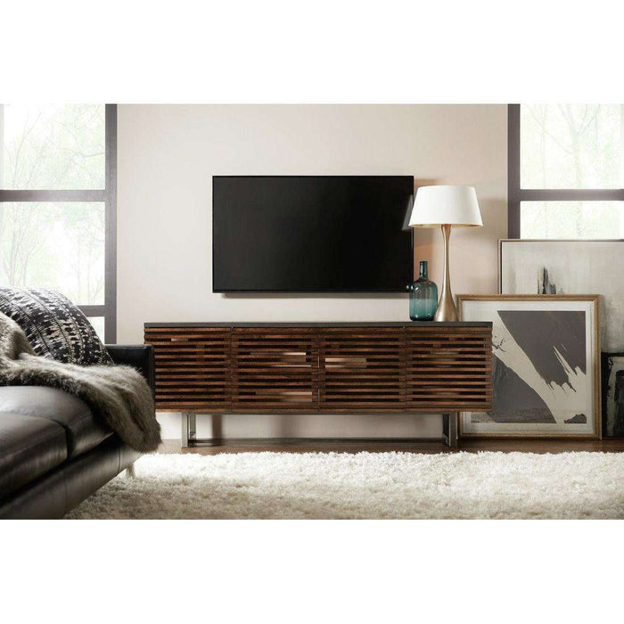 Solstice Entertainment Console