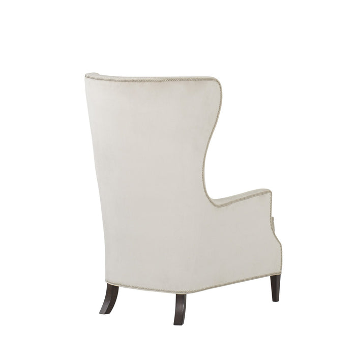 Justin Wing Chair - Vera Whisper