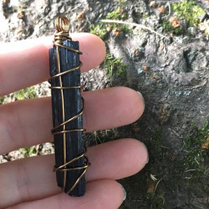 Black Tourmaline Protection Bar