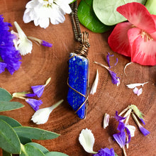 Nile Blue Lapis - SALE