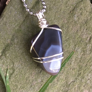 Agate for Harmony (and new moms)