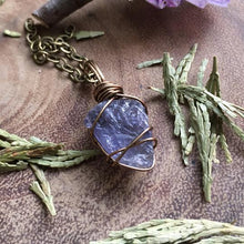 for danielle owad - iolite, protection jar, druzy giveaway