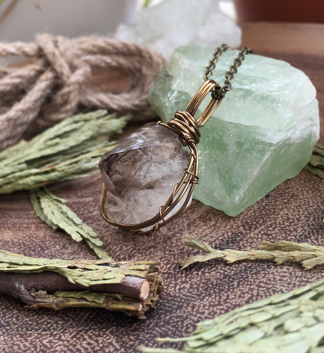 enchanted woods smokey point amulet
