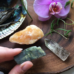 Abundance Crystal Bundle