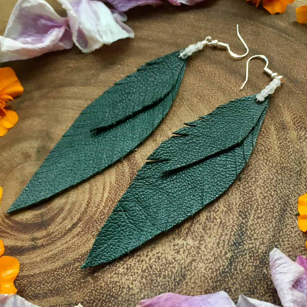 Forest Spirit Feathers