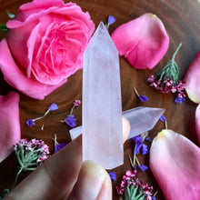 Sweet Rose Quartz Wand