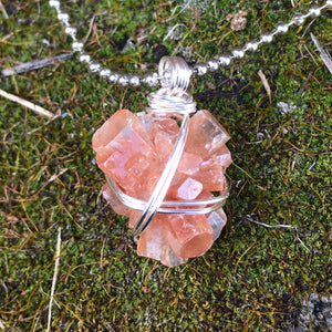 Aragonite for Tension Relief