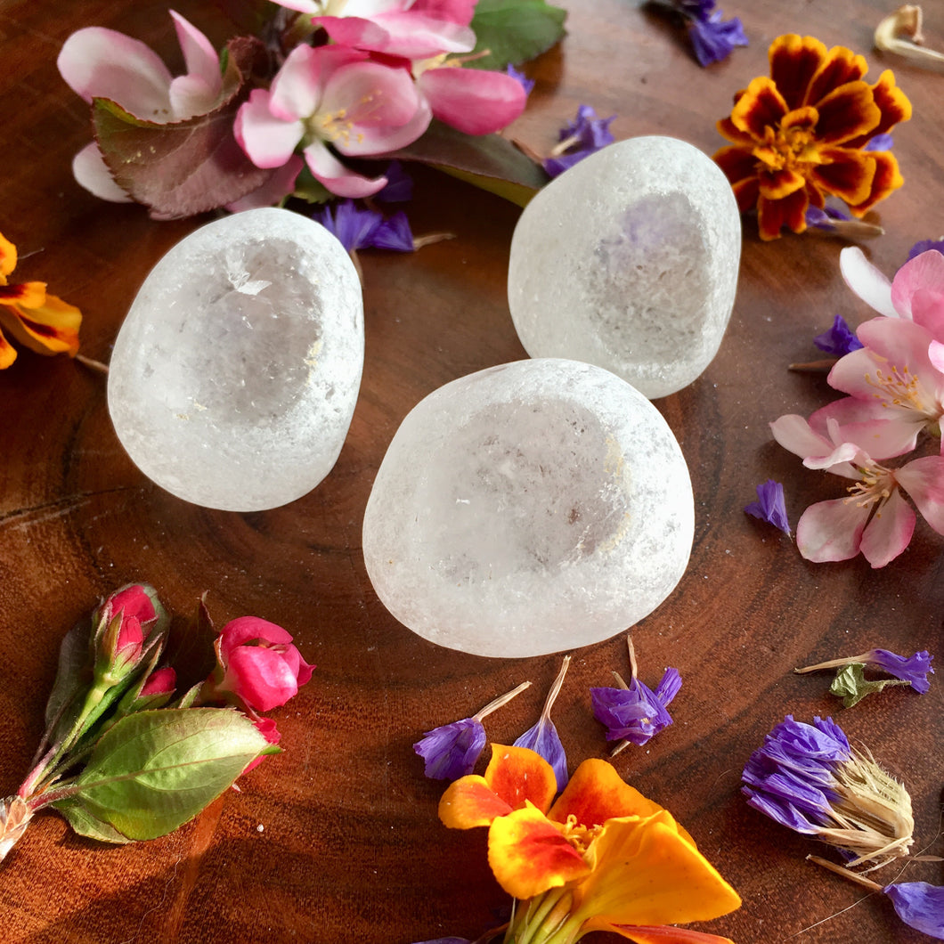 intriguing quartz seer stones