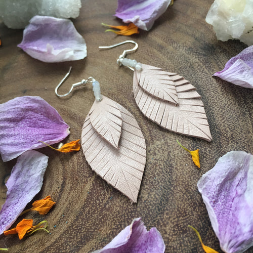 wild rose spirit feathers - sale