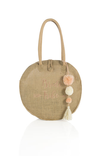 Bride Tribe Tote, Bride Tribe Tote, Natural