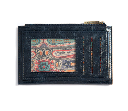 HARPER+ CARD CASE,MIDNIGHT