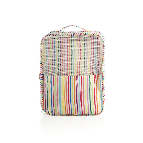 ORLA TRAVEL SHOE BAG,STRIPE, Orla Travel Shoe Bag,Stripe