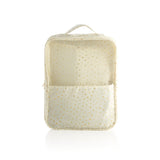 ALBA TRAVEL SHOE BAG,IVORY