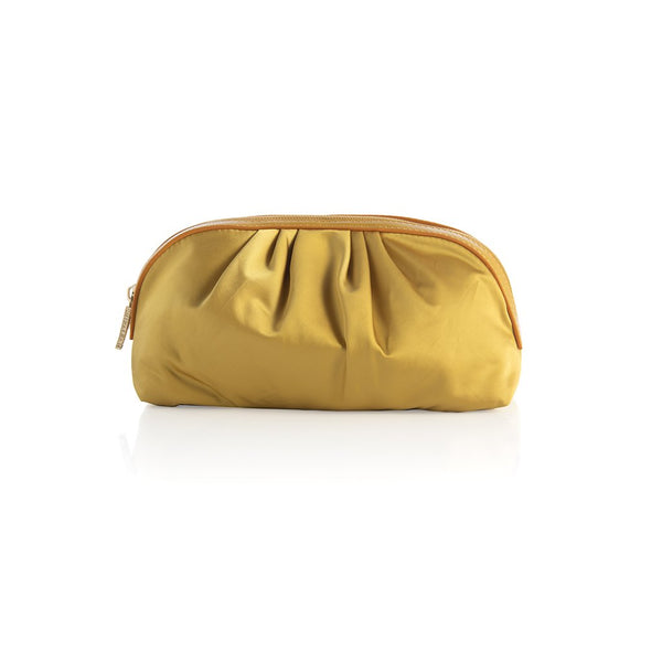 Betty Cosmetic Pouch, Gold