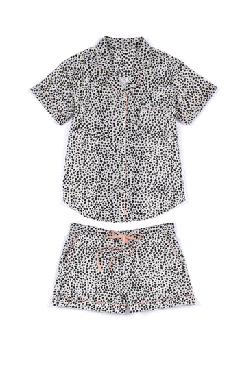 Lauren Pj Set, Black
