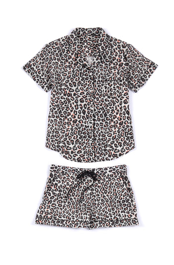 Jerry Pj Set, Black