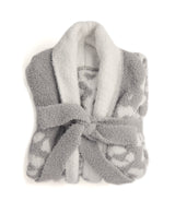 Calista Cozy Robe Grey