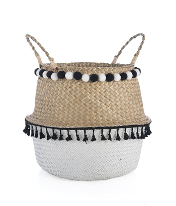 Large Laramie Basket, Large Laramie Basket, Natural
