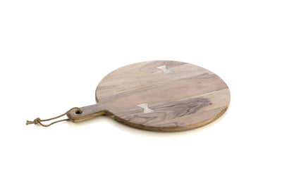 Assorted Set Of 2 Round Montana Cutting Boards