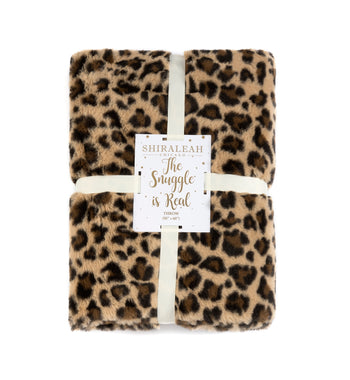 Jill Throw, Leopard