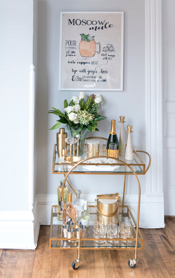 Ritz Bar Cart