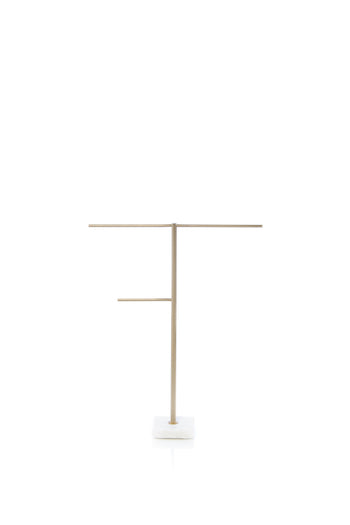 Jewelry F Shaped Stand