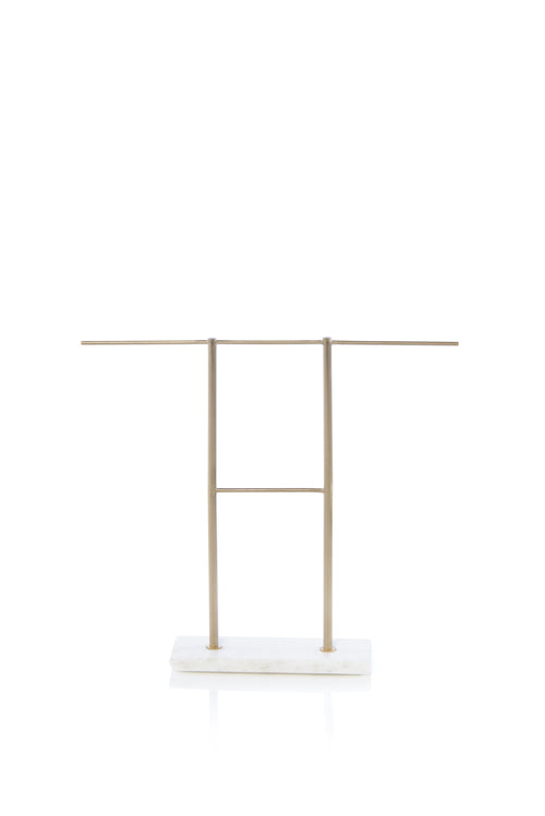 Double Bar Jewelry Stand