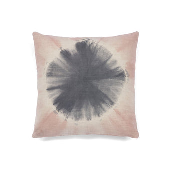 Aria Dot Tie Dye Pillow, Multi, Aria Dot Tie Dye Pillow, Multi