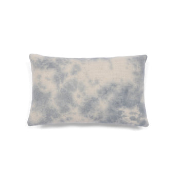 Aria Tie Dye Pillow, Grey, Aria Tie Dye Pillow, Grey