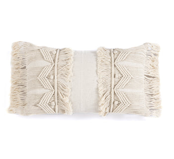 Ophelia Pillow, Ivory , Ophelia Pillow, Ivory