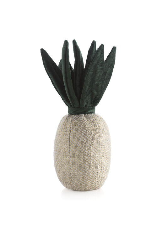 Pineapple Pillow, Gold