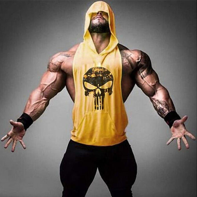 Bodybuilding Muscle Shirt - Singlets