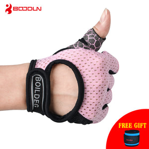 Gym Gloves - Slip-Resistant - Breathable Gloves