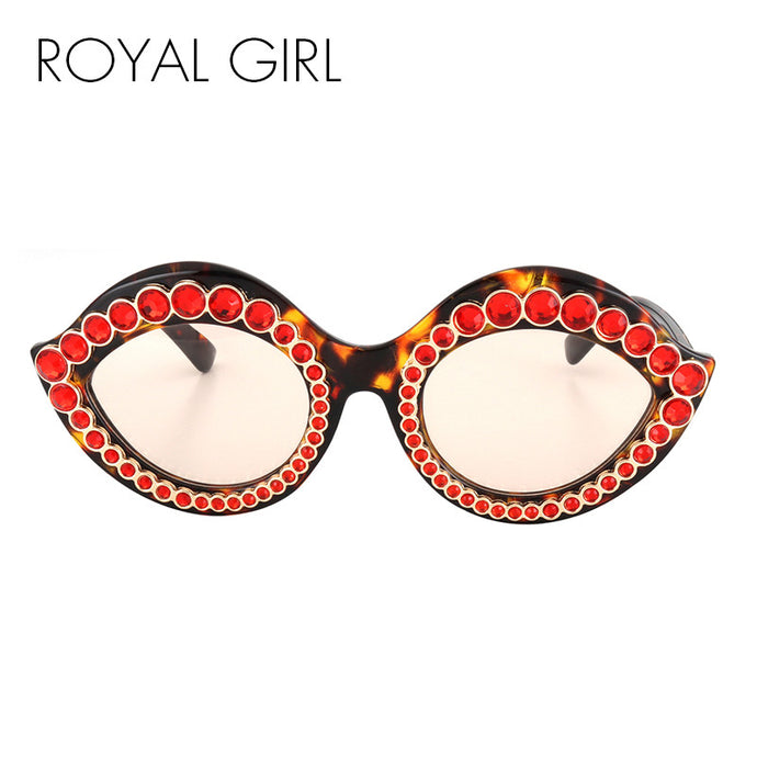 ROYAL GIRL Sunglasses - Diamond Sun Glasses