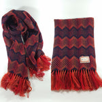 Alpaca Scarves In Beautiful Colors - High Quality Scarves Made In Peru - Clothing, Shoes & Accessories:Women's Accessories:Scarves & Wraps - Terra Blossom