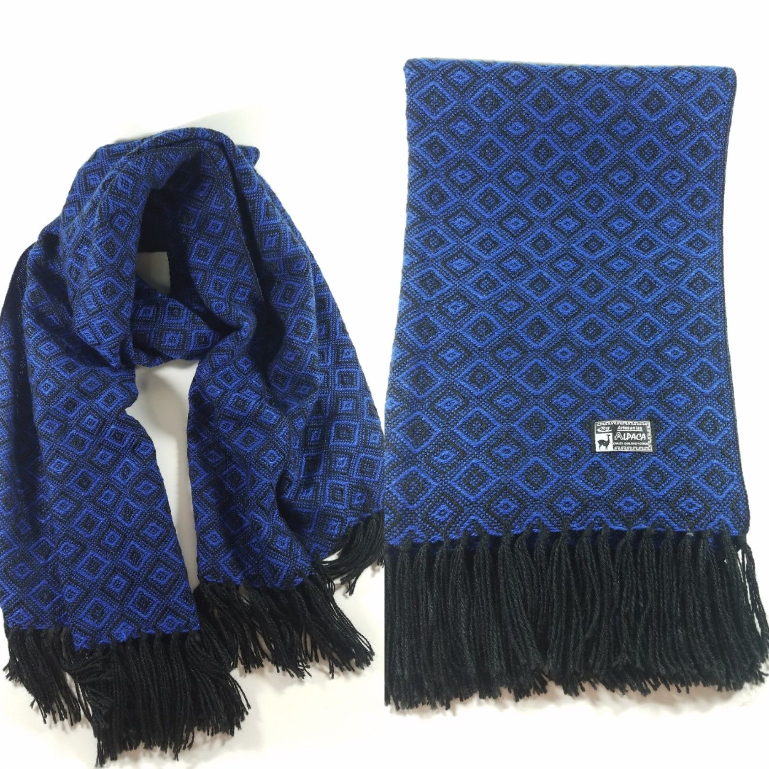 Alpaca Scarves - Elegant, Beautiful, Authentic, Soft & Made In Peru - Clothing, Shoes & Accessories:Women's Accessories:Scarves & Wraps - Terra Blossom