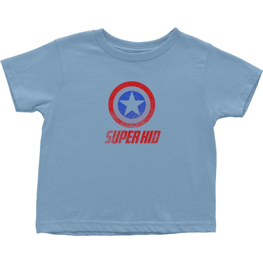 1327123901 Super Kid T-Shirts (Toddler Sizes) Graphic T-Shirt Tee BOXELS