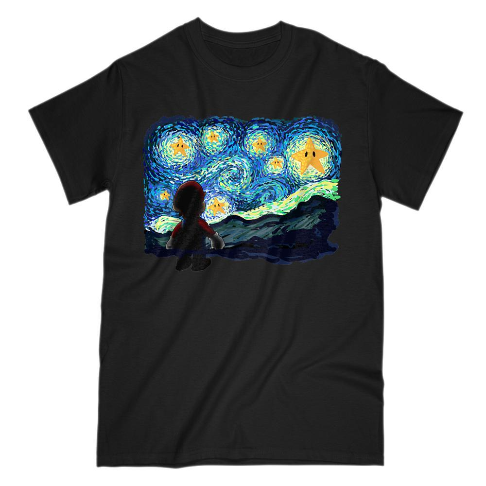 A Starry Night Game Parody Brothers Vincent van Gogh