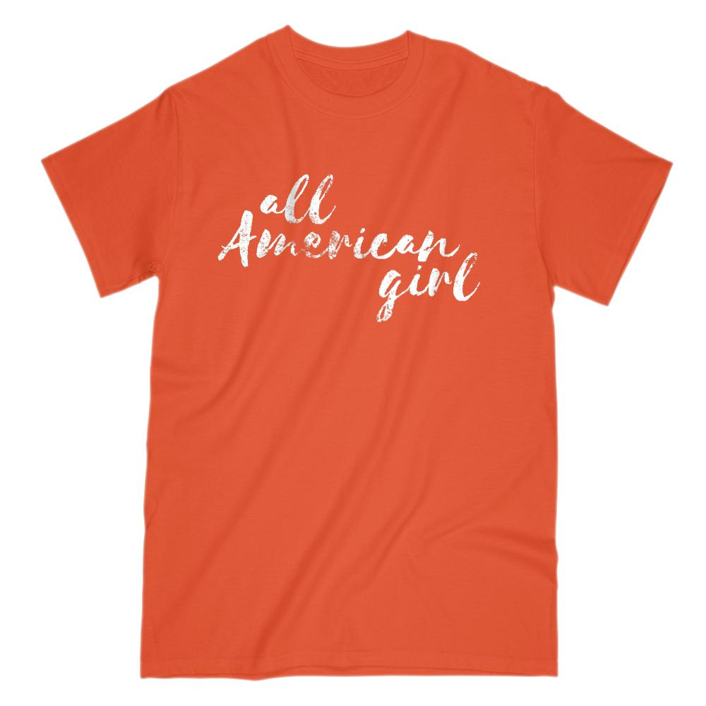 All American Girl (men's) Tee Graphic T-Shirt Tee BOXELS